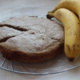 Кекс банановый в мультиварке